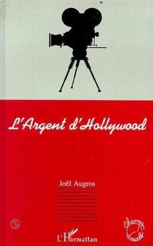 Couverture L'argent d'Hollywood