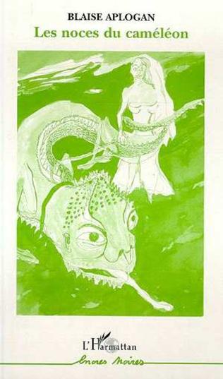 Couverture Les noces du caméléon