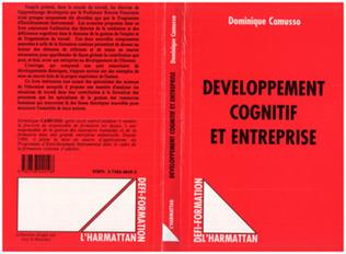 Couverture Développement cognitif et entreprise
