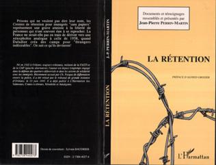 Couverture La rétention