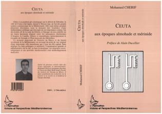 Couverture Ceuta aux époques almohade et mérinide