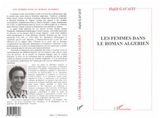 Couverture Les femmes dans le roman algérien