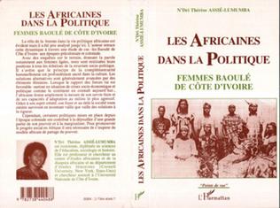 Couverture Les Africaines dans la politique