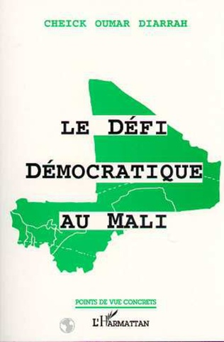 Couverture Le défi démocratique au Mali
