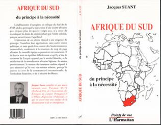 Couverture AFRIQUE DU SUD