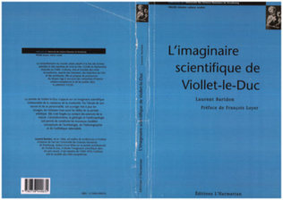 Couverture Imaginaire scientifique de Viollet-le-Duc