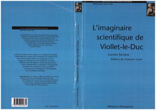 Couverture Imaginaire scientifique de Viollet-le-Duc