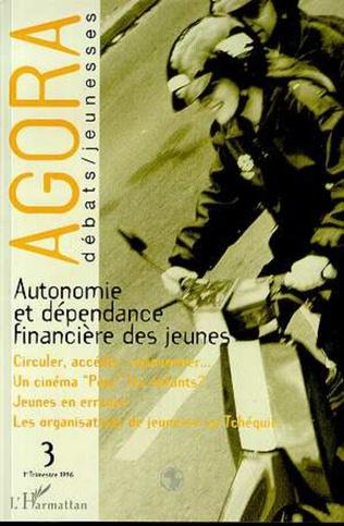 Couverture Autonomie et dépendance financière des jeunes