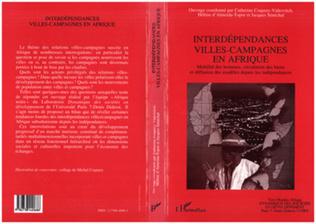 Couverture Interdépendance villes-campagnes en Afrique