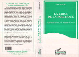 Couverture La crise de la politique