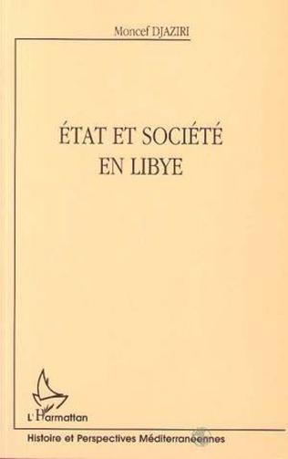 Couverture Etat et société en Libye