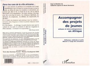 Couverture Accompagner des projets de jeunes artisans et micro-entrepreneurs en Afrique