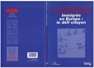Couverture Immigrés en Europe : le défi citoyen