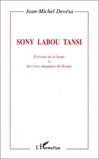Couverture Sony Labou Tansi