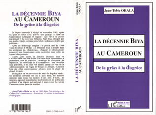 Couverture La décennie Biya au Cameroun