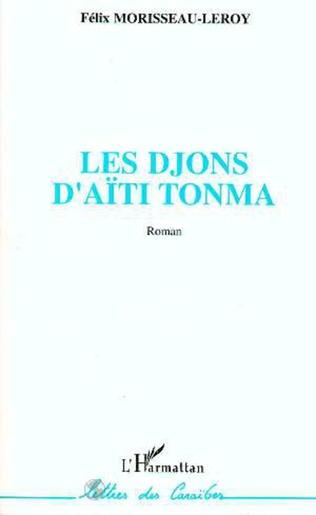 Couverture Les djons d'Aïti Tonma