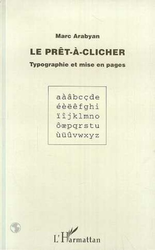 Couverture LE PRÊT-A-CLICHER