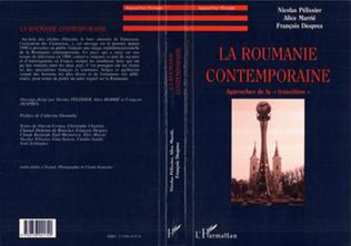 Couverture La Roumanie contemporaine