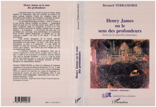 Couverture Henry James ou Le sens des profondeurs
