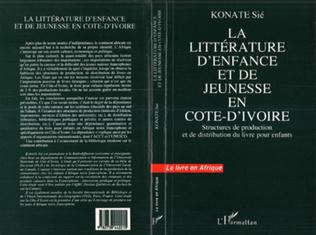 Couverture La littérature d'enfance et de jeunesse en Côte d'Ivoire