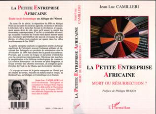 Couverture La petite entreprise africaine