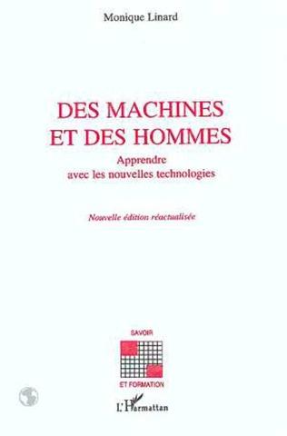 Couverture Des machines et des hommes