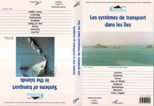 Couverture Les systèmes de transport dans les îles - Systems of Transport in the Islands