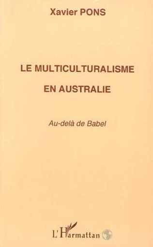 Couverture Multiculturalisme en Australie