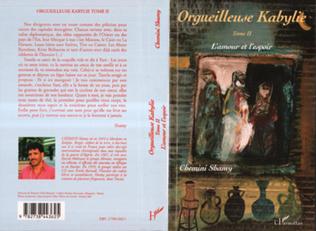 Couverture Orgueilleuse Kabylie