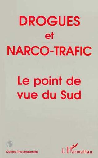Couverture DROGUES ET NARCO-TRAFIC