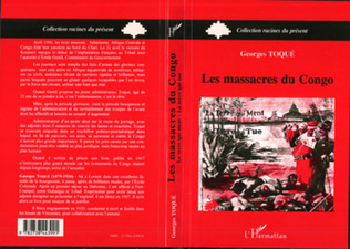 Couverture Les massacres du Congo