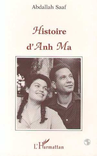 Couverture Histoire d'Anh Ma