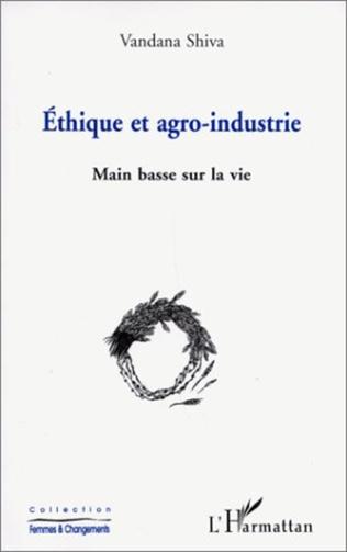 Couverture Ethique et agro-industrie
