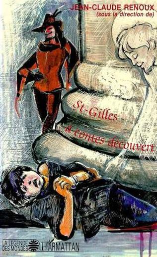 Couverture Saint-Gilles à contes découvert