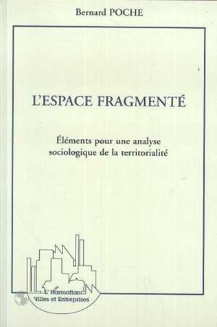 Couverture L'espace fragmenté