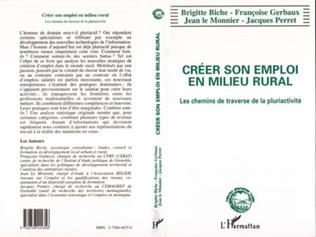 Couverture CREER SON EMPLOI EN MILIEU RURAL