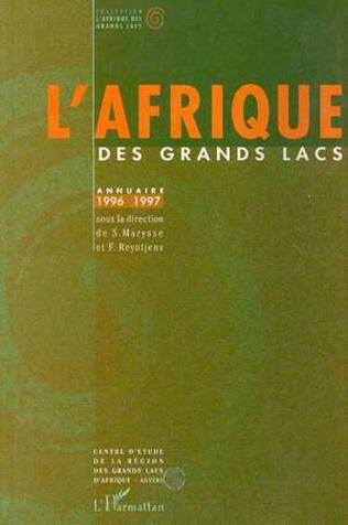 Couverture Annuaire 1996-1997