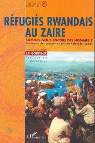 Couverture Réfugiés rwandais au Zaïre