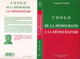 Couverture Congo : de la démocratie à la démocrature