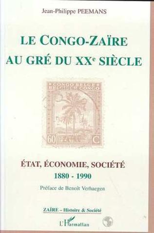 Couverture Le Congo-Zaïre au gré du XXe siècle