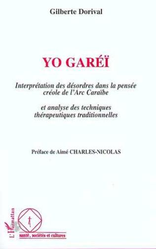 Couverture Yo-Garei