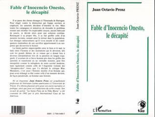 Couverture Fables d'Inocencio Onesto, le décapité