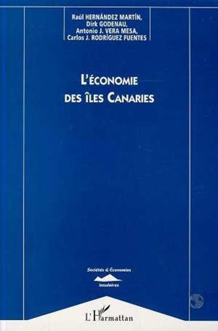 Couverture L'économie des îles Canaries