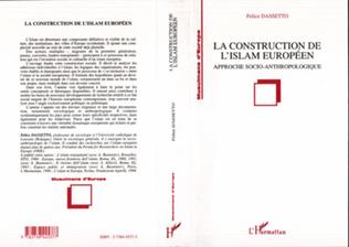 Couverture La construction de l'islam européen