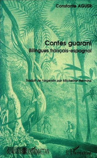 Couverture Contes guarani