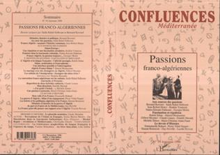 Couverture Passions Franco-Algériennes