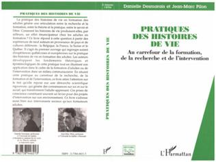 Couverture PRATIQUES DES HISTOIRES DE VIE