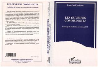 Couverture Les ouvriers communistes