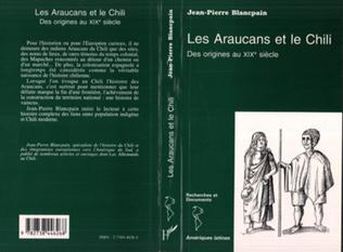 Couverture Les Araucans et le Chili