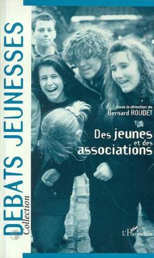Couverture Des jeunes et des associations